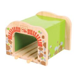 Dubbele tunnel