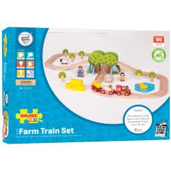 Treinset boerderij