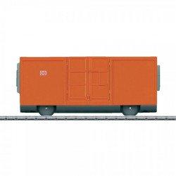 Open goederenwagen
