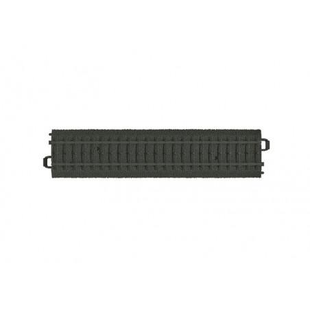 Kunststof rails recht 172mm (6x)