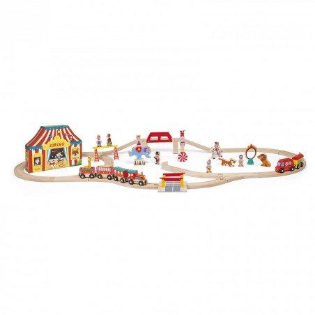 Circus treinbaan