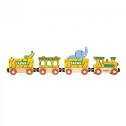 Safari trein