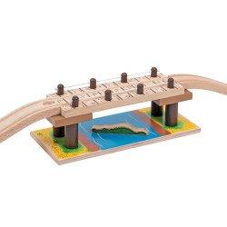Safari touwbrug