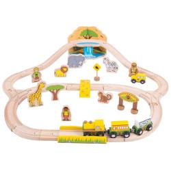 Safari treinset