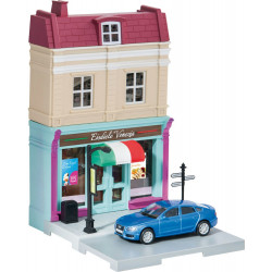 Herpa City IJssalon + Audi A5