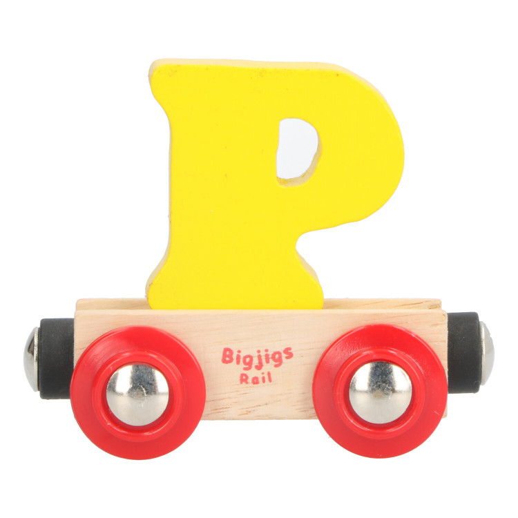 Letter P