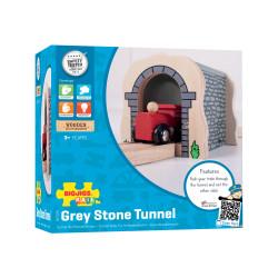 Grijze tunnel